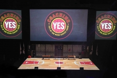 Projector Mapping - Viejas Casino