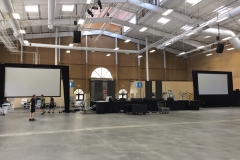Del Mar Fairground - 350 people Event