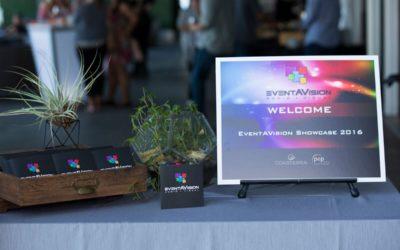 EventAVision Showcase 2016